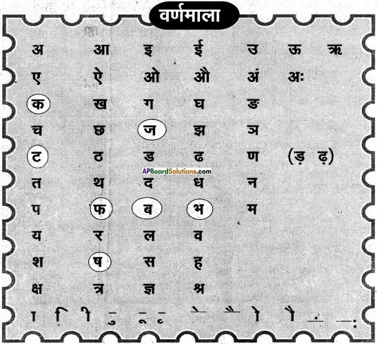 AP Board 6th Class Hindi Solutions Chapter 4 मेरा देश महान है 6