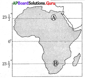 AP 7th Class Social Important Questions Chapter 6 Africa 1