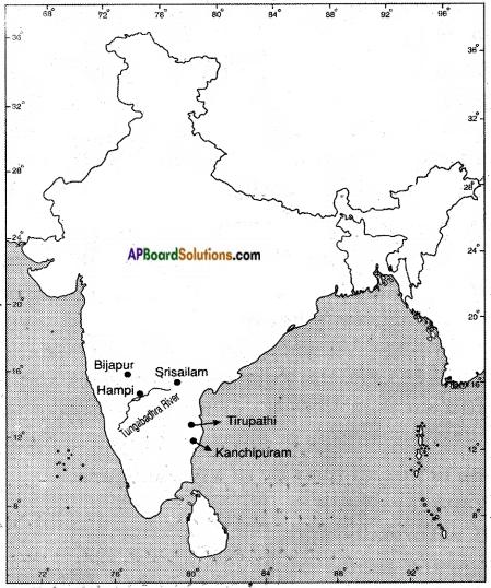AP Board 7th Class Social Studies Solutions Chapter 13 The Kings of Vijayanagara 1