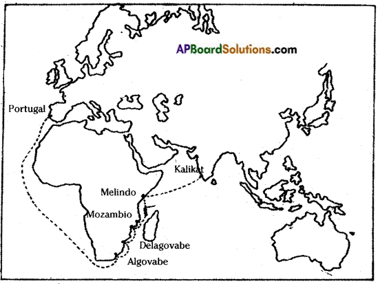 AP Board 7th Class Social Studies Solutions Chapter 15 Establishment of the British Empire in India 2