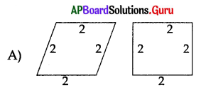 AP 10th Class Maths Bits Chapter 8 Similar Triangles with Answers 22