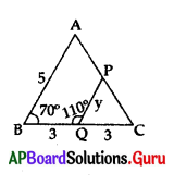AP 10th Class Maths Bits Chapter 8 Similar Triangles with Answers 32