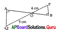 AP 10th Class Maths Bits Chapter 8 Similar Triangles with Answers 36