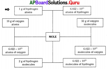 AP 9th Class Physical Science Bits Chapter 4 Atoms and Molecules 12