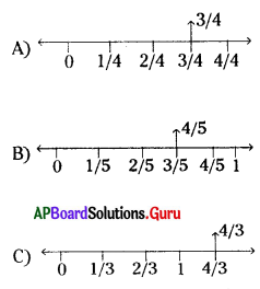 AP 7th Class Maths Bits Chapter 2 Fractions, Decimals and Rational Numbers with Answers 9