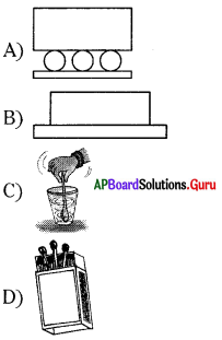 AP 8th Class Physical Science Bits Chapter 2 Friction with Answers 10