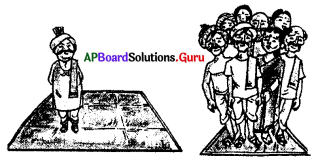 AP 9th Class Social Bits Chapter 6 Agriculture in India with Answers 3