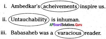 AP Board 6th Class English Solutions Chapter 7 Dr. B. R. Ambedkar 2