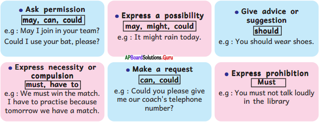 AP Board 6th Class English Solutions Chapter 8 Where there is a Will, there is a Way 2