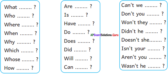 AP Board 6th Class English Solutions Chapter 8 Where there is a Will, there is a Way 5